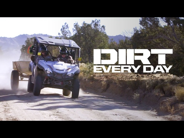 UTV Fishing Trip to New Mexico - Dirt Every Day Ep. 72