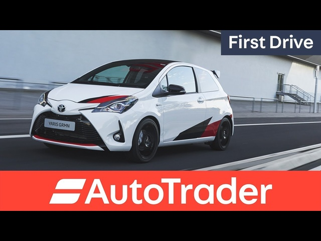 2018 Toyota Yaris GRMN first drive