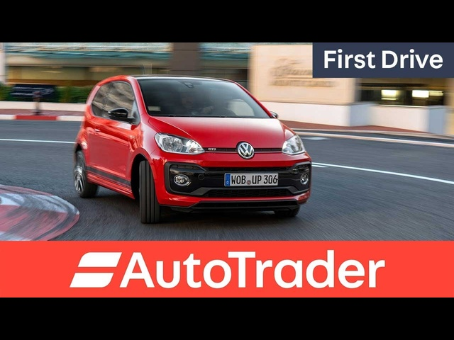 2018 Volkswagen Up GTI first drive review