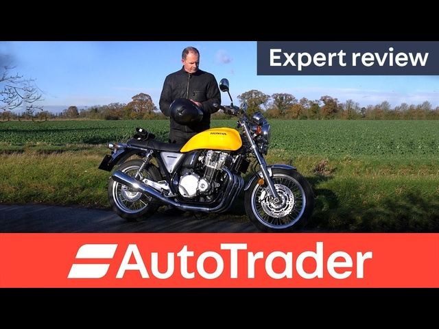 Honda CB1100 review