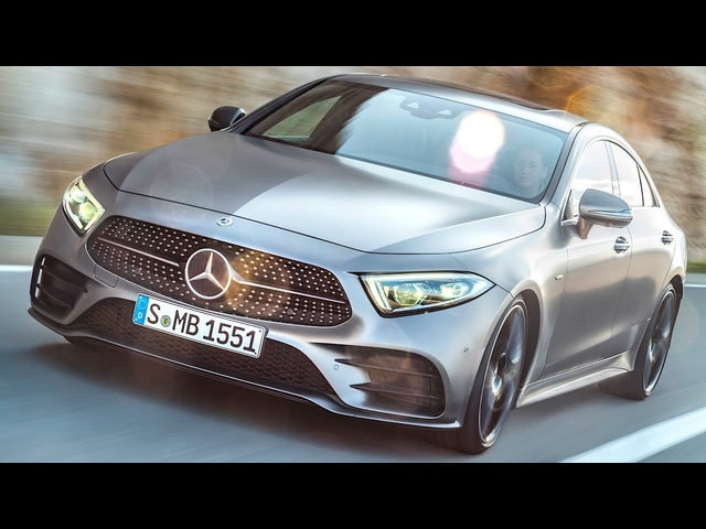 2018 <em>Mercedes</em> CLS World Premiere Commercial New <em>Mercedes</em> CLS Video CARJAM TV
