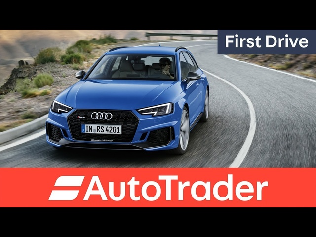 2018 <em>Audi</em> RS 4 Avant first drive review