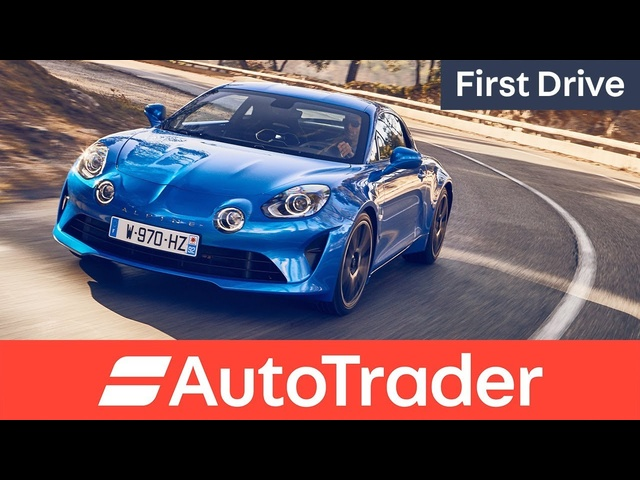 2018 Alpine A110 first drive review