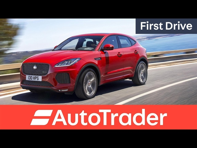 2018 Jaguar E-Pace first drive review