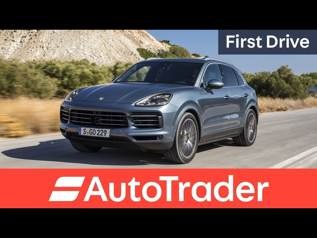 Porsche Cayenne 2018 first drive review