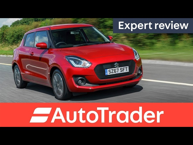 Suzuki Swift 2017 Review