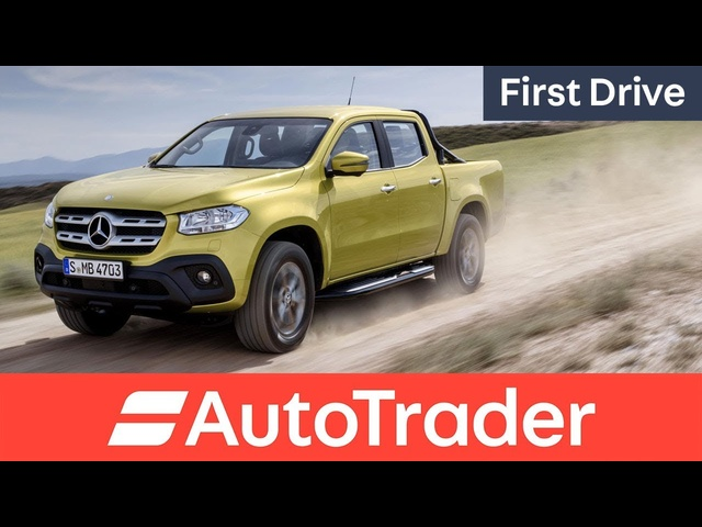 <em>Mercedes</em> X Class 2017 first drive review
