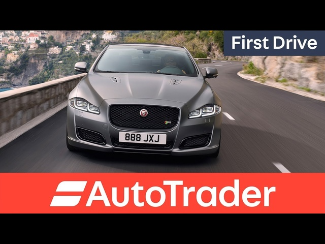 2018 <em>Jaguar</em> XJR575 first drive review