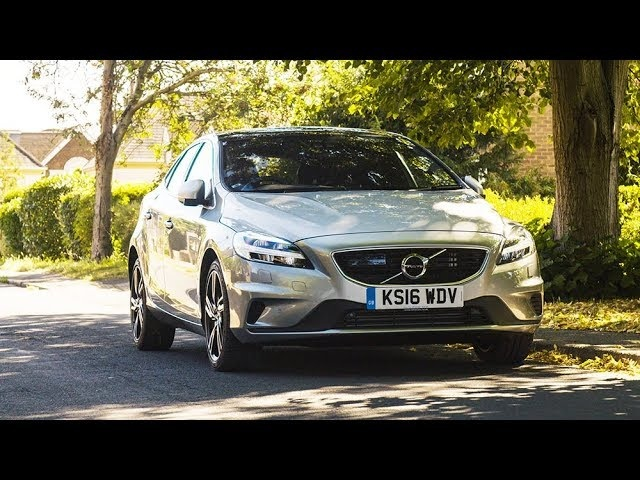 The <em>Volvo</em> V40 R-Design – Design | Human Made (Auto Trader Partnership)