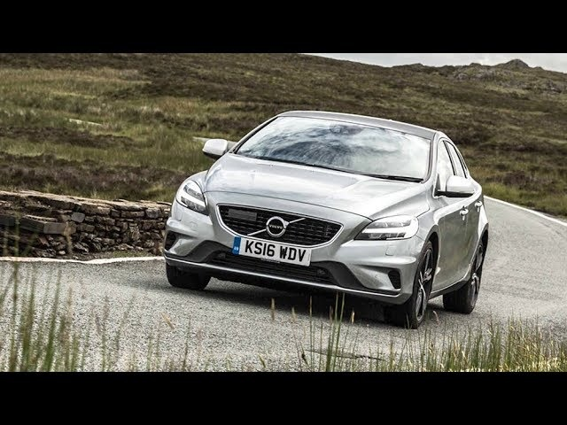 The <em>Volvo</em> V40 R-Design – Drive | Human Made (Auto Trader Partnership)