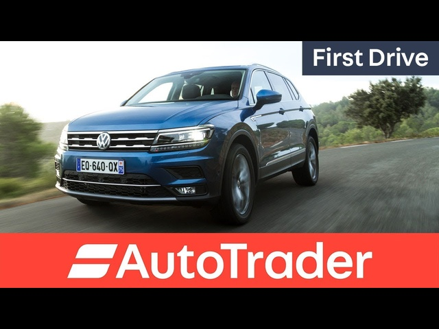 Volkswagen Tiguan Allspace 2018 first drive review