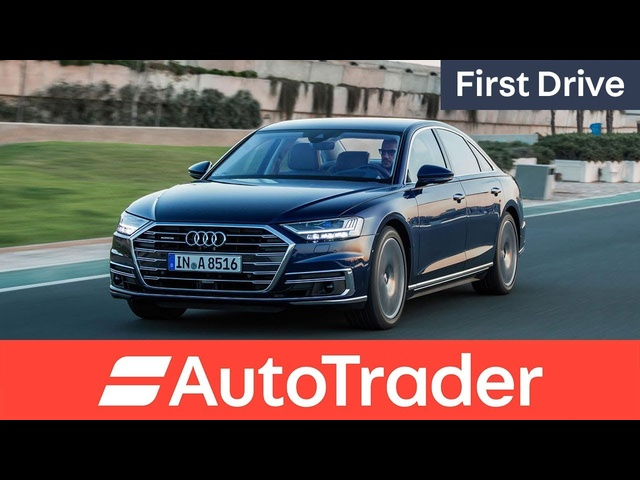 <em>Audi</em> A8 Saloon 2018 first drive review
