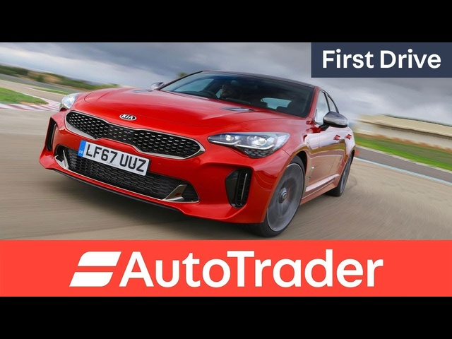 Kia Stinger 2017 first drive review