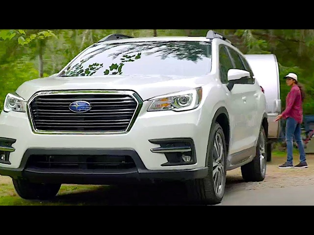 Biggest Subaru Ever Subaru Ascent Review 5 Key Features 2018 Subaru 3 Row 8 Seater CARJAM TV