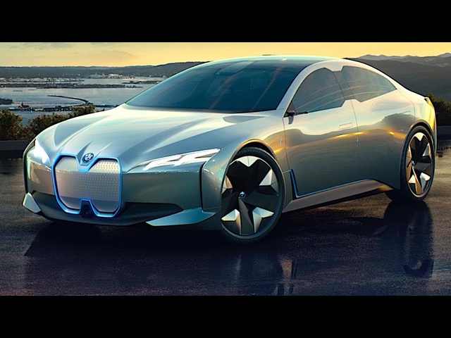 <em>BMW</em> i Vision Dynamics World Premiere Video <em>BMW</em> Electric Self Driving Car CARJAM TV HD