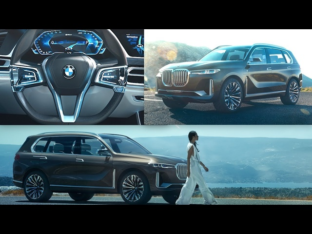 BMW X7 REVIEW 2018 BMW X7 Vi<em>de</em>o In <em>De</em>tail Review CARJAM TV HD