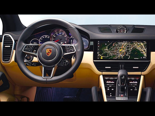 <em>Porsche</em> Cayenne INTERIOR REVIEW 2018 New <em>Porsche</em> Cayenne INTERIOR