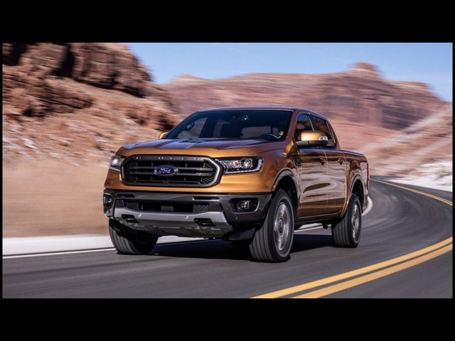 <em>Ford</em> Ranger 2019 | First Look | with Steve Hammes | TestDriveNow