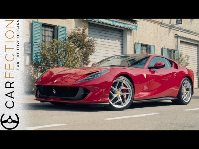 <em>Ferrari</em> 812 Superfast: A V12 Can Speak For Itself - Carfection