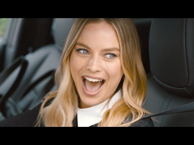 Margot Robbie Hot Nissan Commercial 2018 New Nissan Leaf Electric Car 2018 World Record CARJAM