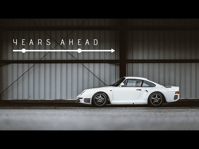 <em>Porsche</em> 959: A Supercar Years Ahead Of Its Time