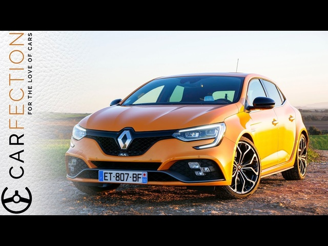 NEW <em>Renault</em> Megane RS: Is This Now The Best Looking Hot Hatch? - Carfection