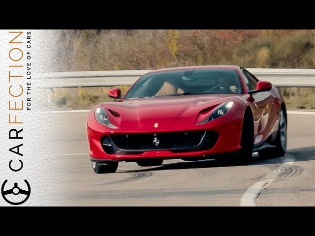 Ferrari 812 Superfast: The Full Review -Carfection