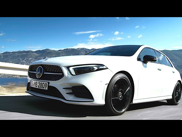 New <em>Mercedes</em> A Class World Premiere 2019 Commercial 2018 New A Class W177 CARJAM TV
