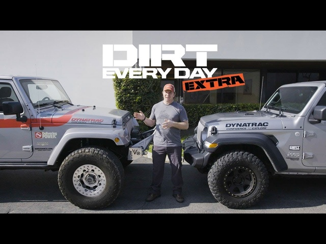 <em>Jeep</em> JL spotters guide - Dirt Every Day Extra