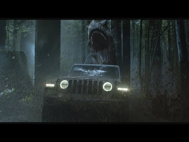 Official <em>Jeep</em> Super Bowl Commercial | <em>Jeep</em> Jurassic