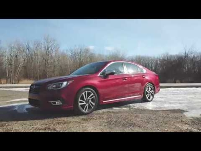 2018 Subaru Legacy Sport | Complete Review in 4K | with Steve Hammes