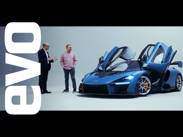 <em>McLaren</em> Senna preview - under the skin of the 789bhp track car | evo UNWRAPPED