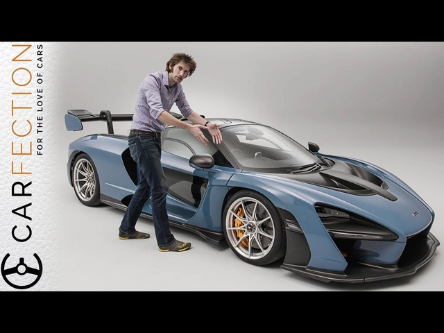 <em>McLaren</em> Senna: Savage Looks, Savage Speed - Carfection
