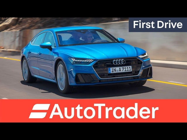 2018 <em>Audi</em> A7 Sportback first drive review