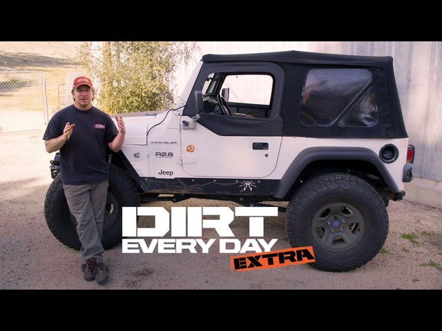 Viewer Question: Picking Your First <em>Jeep</em> Project - Dirt Every Day Extra