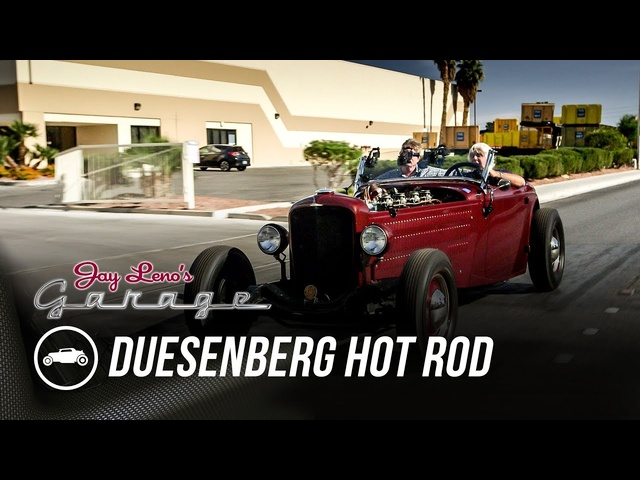 1934 Duesenberg Hot Rod - Jay Leno's Garage