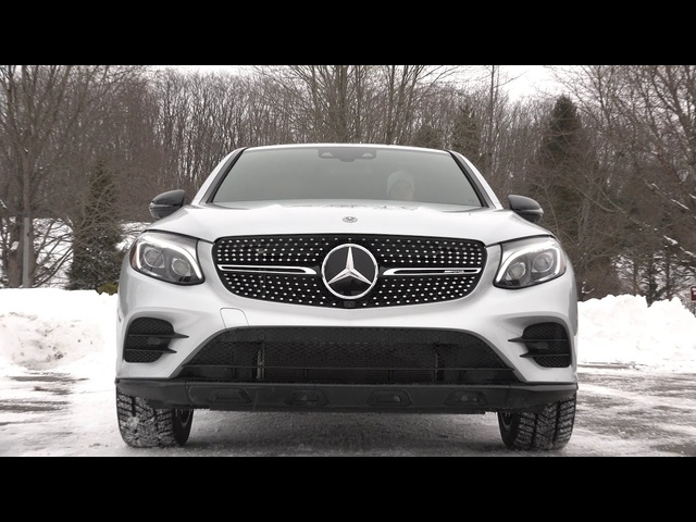 2018 <em>Mercedes</em>-AMG GLC43 Coupe | Complete Review | with Steve Hammes