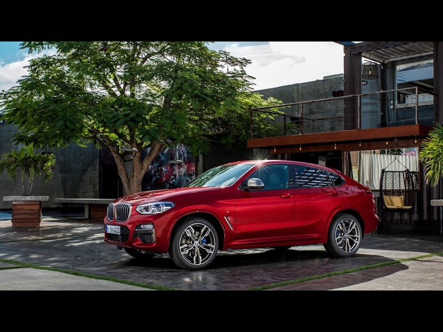 2019 <em>BMW</em> X4 | First Look | with Steve Hammes