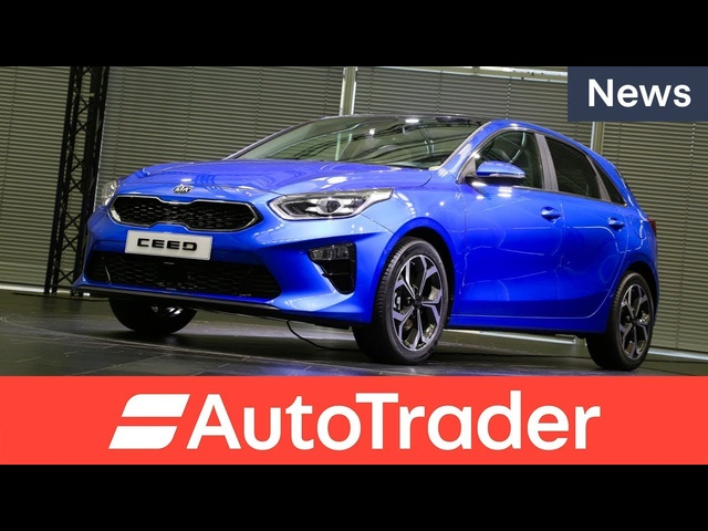 Exclusive look at the new <em>Kia</em> Ceed, rival to the Focus, Astra, and Golf