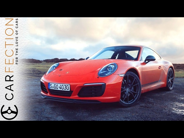 <em>Porsche</em> 911 Carrera T: GT3 On A Budget? - Carfection