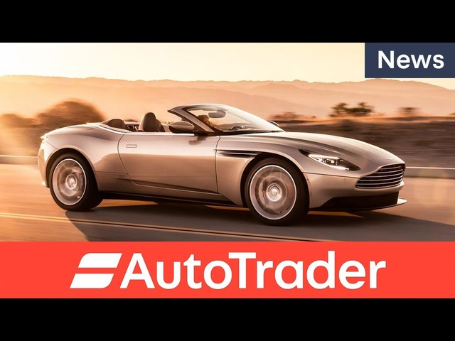 Say hello to the 2018 Aston Martin DB11 Volante
