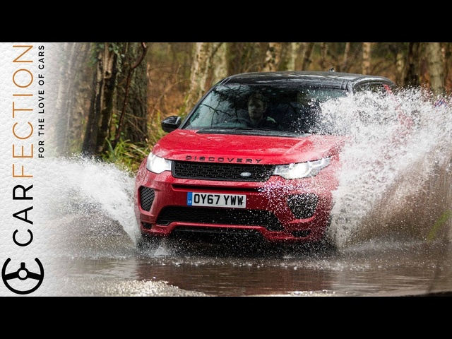 Land <em>Rover</em> Discovery Sport: Our New Car - Carfection