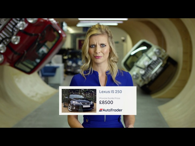 Rachel Riley: Car buying for a mid-life crisis #KnowYourNumbers