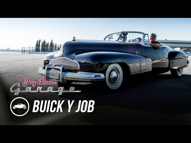 1938 Buick Y Job -Jay Leno's Garage