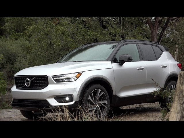 2019 <em>Volvo</em> XC40 | First Drive | with Steve Hammes