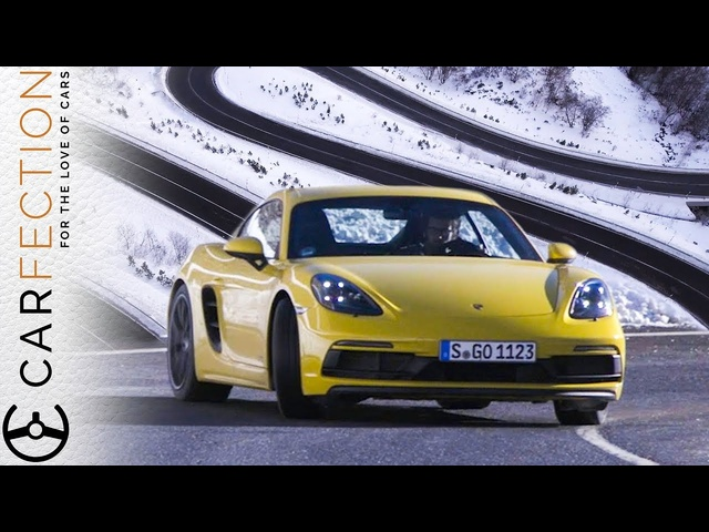 <em>Porsche</em> 718 Cayman GTS: Did We Find The Greatest Road In The World? - Carfection