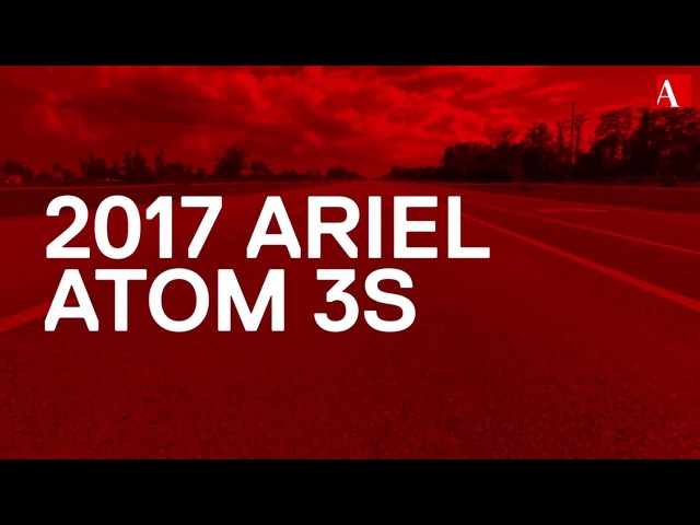 Pro Driver Andy Pilgrim Reviews the Ariel Atom 3S