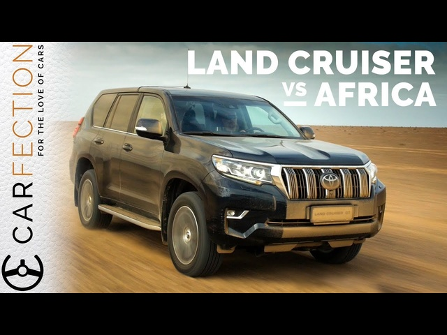 2018 <em>Toyota</em> Land Cruiser: The Last Great Off-Roader? - Carfection
