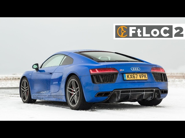 Audi R8 RWS, Sideways On Snow & More: #FtLoC Episode 2 - Carfection
