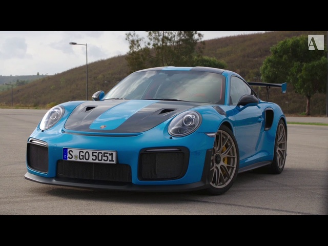 The 2018 <em>Porsche</em> 911 GT2 RS is the Greatest Driver's 911 of All Time
